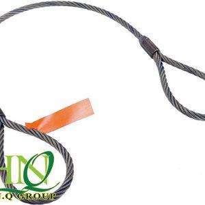 sling bam chi mat mem 300x300 - Sling Cáp Thép Đơn