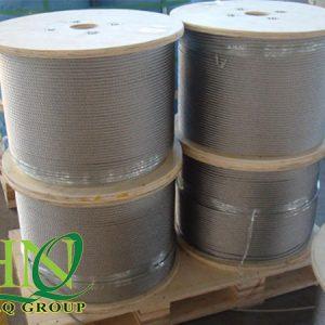 Cáp Thép Inox 304 5mm (Phi 5)