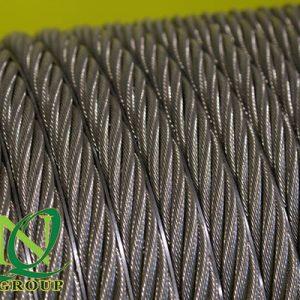 Cáp Thép Inox 304 14mm (Phi 14)