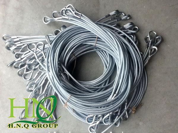 Siling dây cáp thép – vật liệu số 1 cho việc cẩu hàng